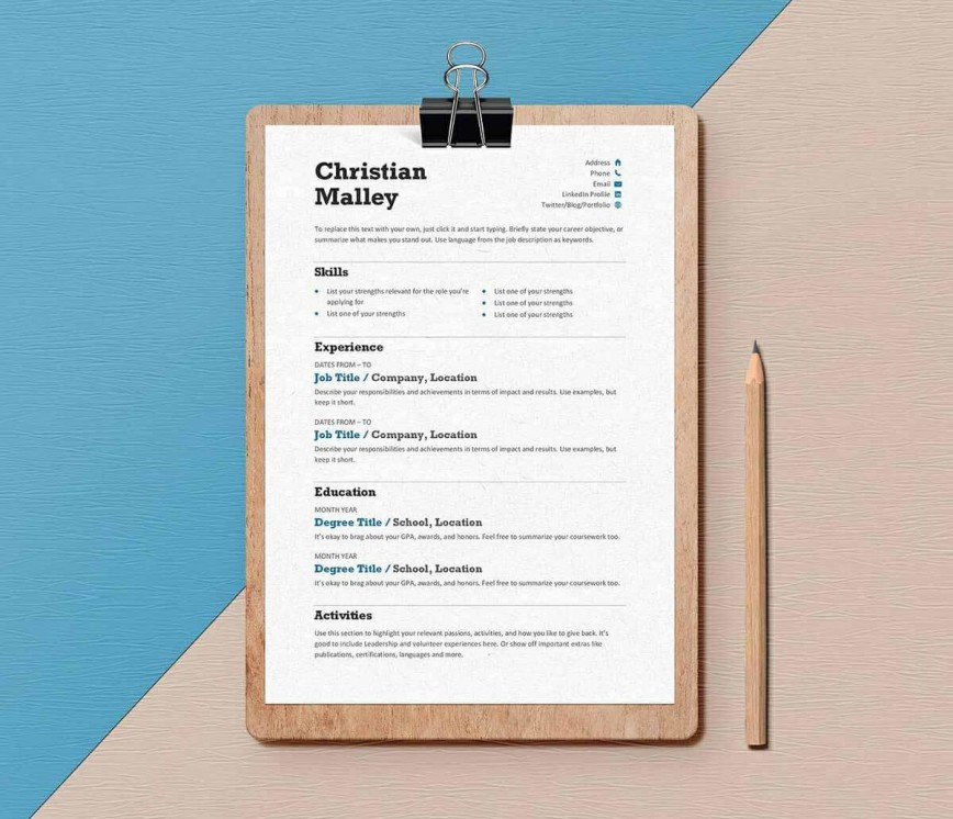009 Breathtaking Create Your Own Resume Template In Word High Resolution