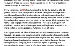 009 Dreaded Email Cover Letter Example For Customer Service Picture  Sample Representative