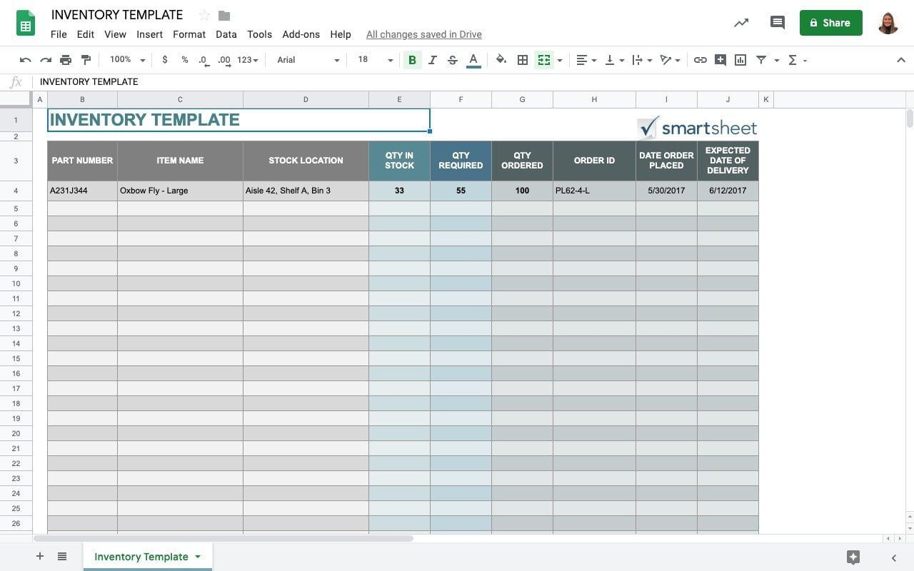 009 Dreaded Free Liquor Inventory Spreadsheet Template Excel Photo Full
