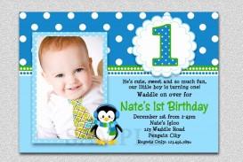 009 Dreaded Free Online 1st Birthday Invitation Card Maker For Twin Idea