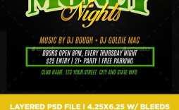 009 Dreaded Free Party Flyer Template For Mac Highest Clarity