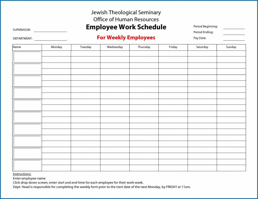 009 Dreaded Free Staff Scheduling Template High Def  Templates Excel Schedule Printable Monthly Employee