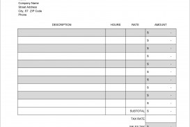 009 Dreaded Invoice Excel Example Download Concept