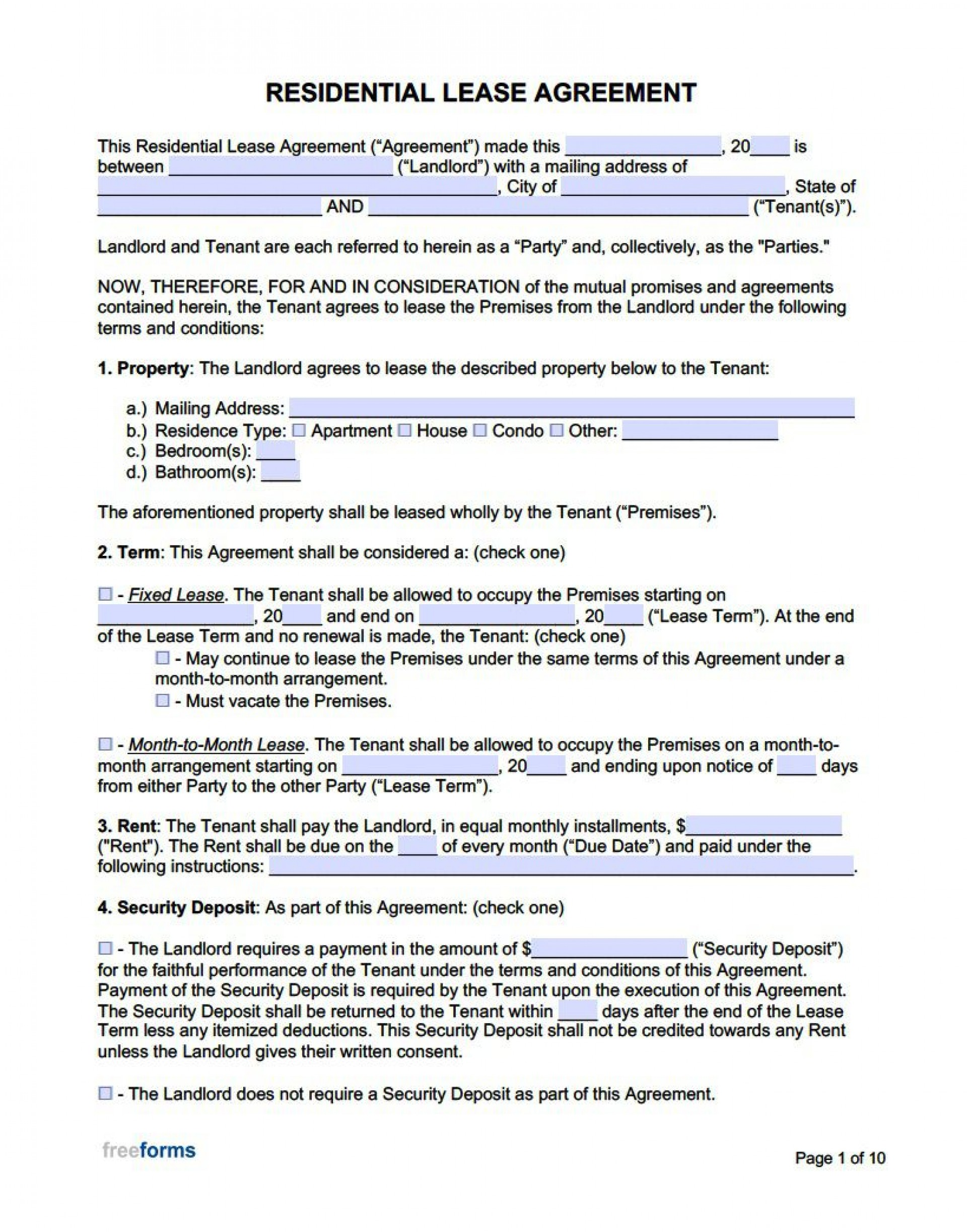 009 Dreaded Rent Lease Agreement Format Inspiration  Shop Rental In English Tamil Simple Form1920