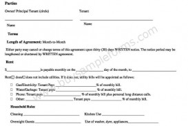 009 Dreaded Rental Agreement Template Word Free Photo  Room Doc In Tamil Format Download