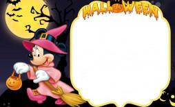 009 Excellent Free Halloween Invitation Template Idea  Templates Online Printable Birthday Party Wedding