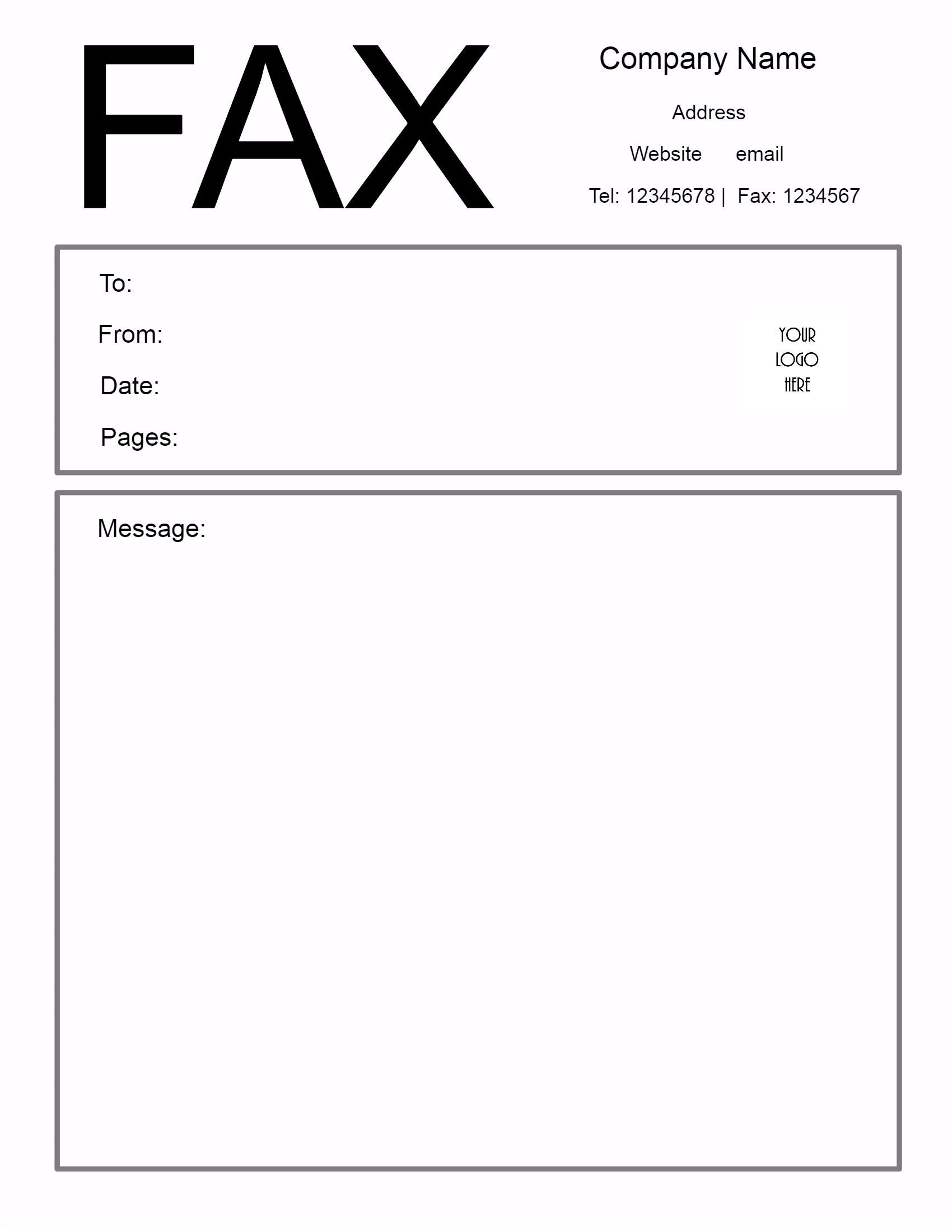 009 Excellent General Fax Cover Letter Template Highest Clarity  Sheet Word Confidential ExampleFull