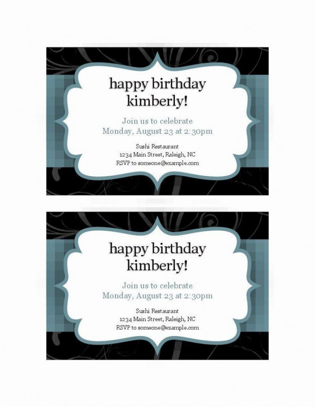 009 Excellent Microsoft Office Invitation Template Example  Templates Holiday Party PublisherLarge