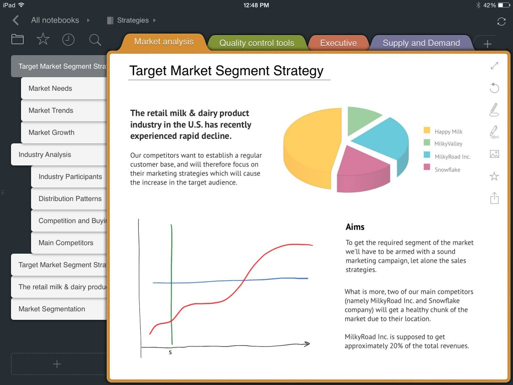 009 Excellent Onenote Project Management Notebook Template Design Large