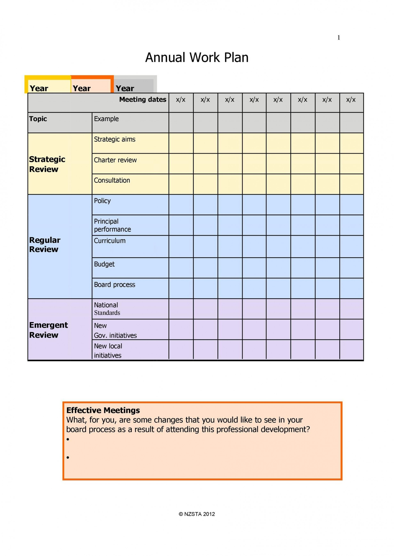 009 Excellent Professional Development Plan Template Word Design 1920