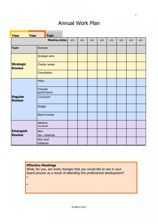 009 Excellent Professional Development Plan Template Word Design