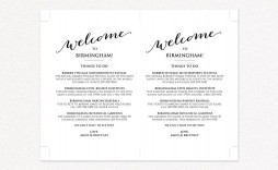 009 Excellent Wedding Weekend Itinerary Template Highest Clarity  Day Word Reception Timeline Excel