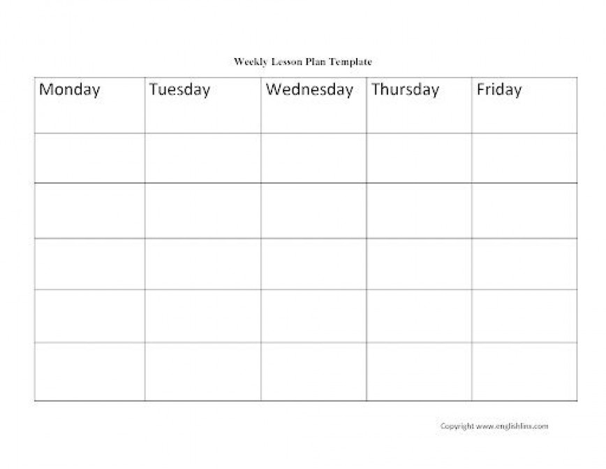 009 Excellent Weekly Lesson Plan Template Idea  Blank Free High School Danielson Google Doc868