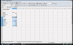 009 Exceptional Event Budget Template Excel Concept  Simple Spreadsheet Free