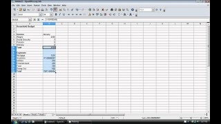 009 Exceptional Event Budget Template Excel Concept  Download 2010 Planner320
