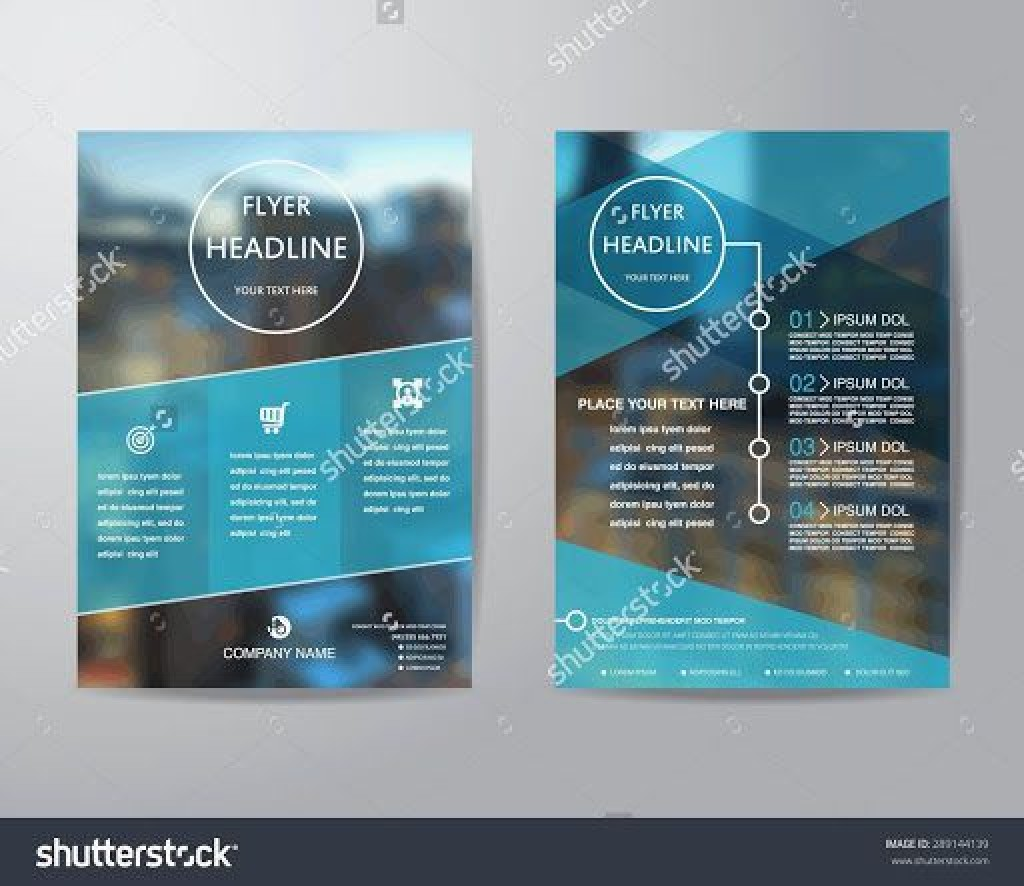 009 Exceptional Free Online Brochure Template For Word Idea  MicrosoftLarge