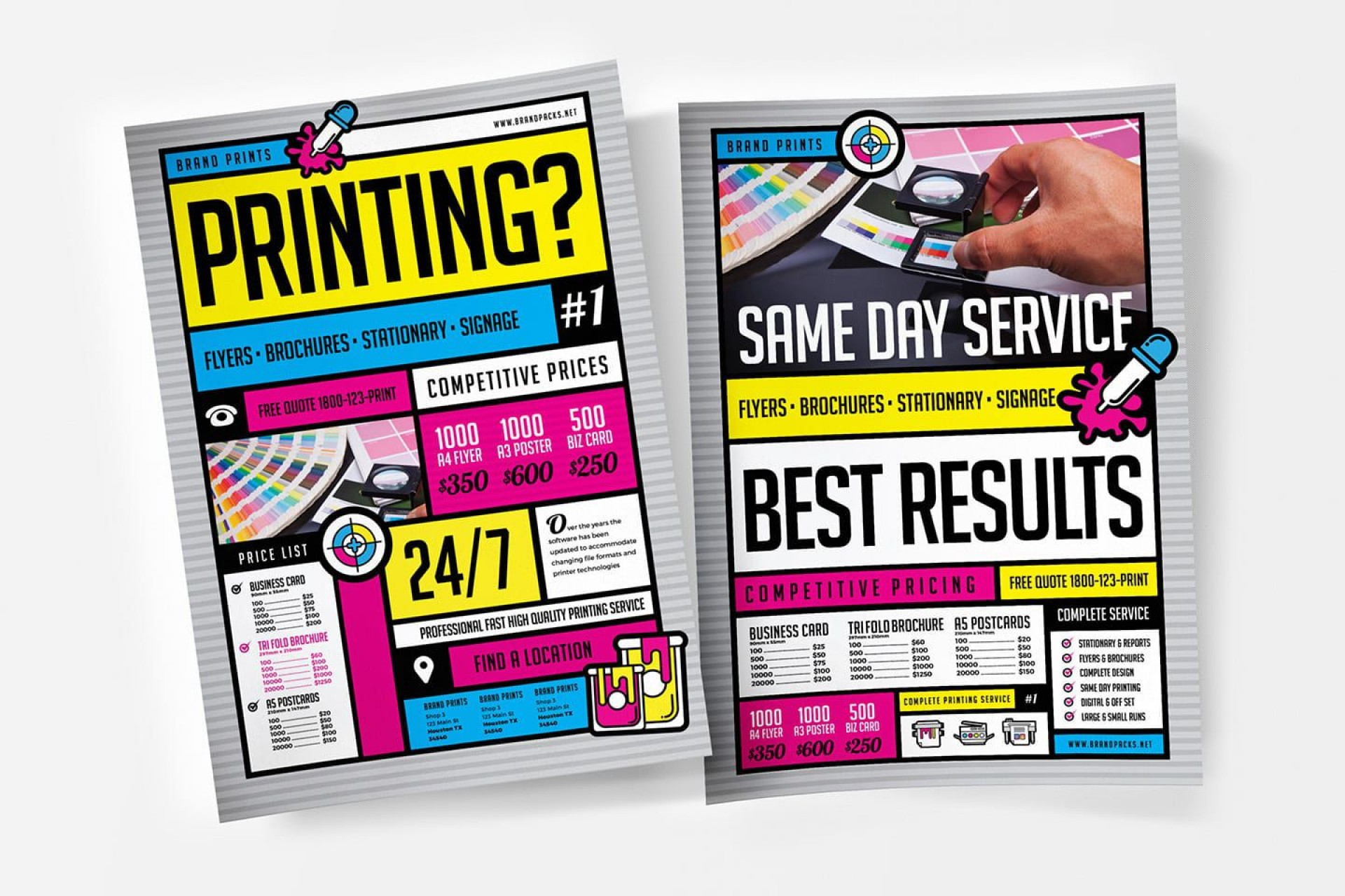 009 Exceptional Free Print Ad Template Concept  Templates Real Estate For Word1920