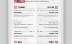009 Exceptional Free Printable Resume Template 2019 Design
