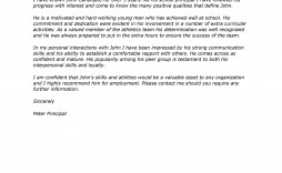 009 Exceptional Free Reference Letter Template Word Example  Personal For Employment