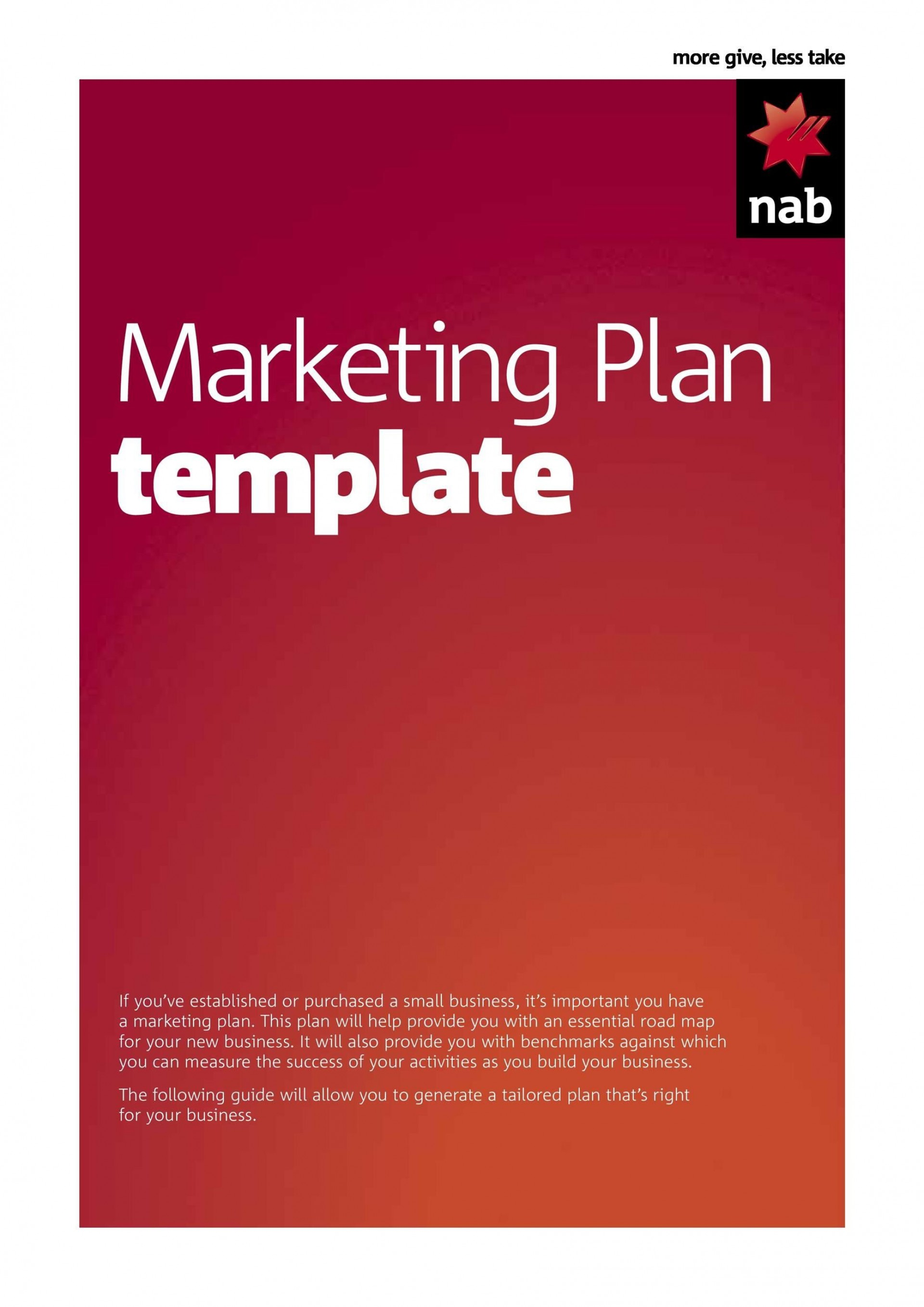 009 Exceptional Marketing Busines Plan Template Free High Definition  For Company Digital1920