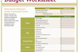 009 Exceptional Personal Budget Spreadsheet Template For Mac Image