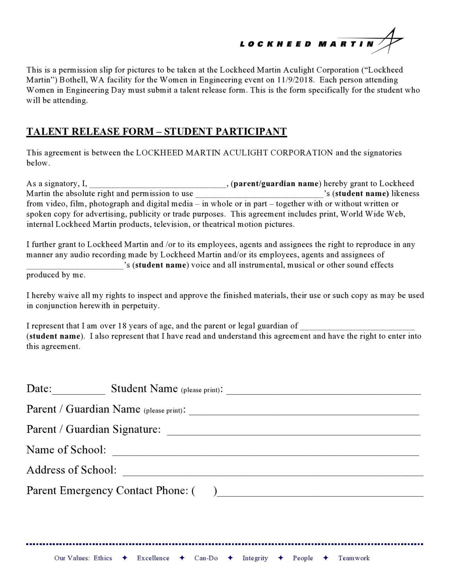 009 Exceptional Photo Release Form Template Free  Print Order And Video Canada1920