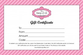 009 Exceptional Salon Gift Certificate Template High Resolution