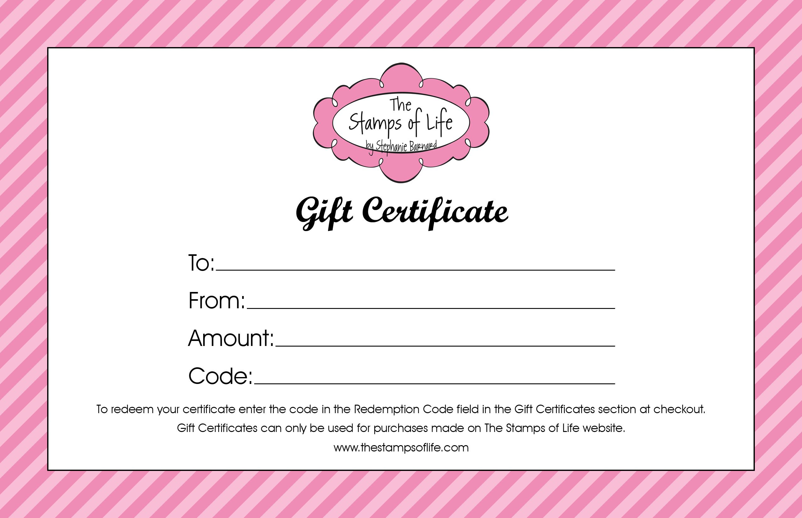 009 Exceptional Salon Gift Certificate Template High Resolution  TemplatesFull