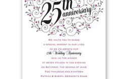 009 Fantastic 50th Anniversary Invitation Wording Sample Highest Clarity  Samples Wedding Card