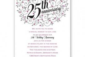 009 Fantastic 50th Anniversary Invitation Wording Sample Highest Clarity  Wedding 60th In Tamil Birthday