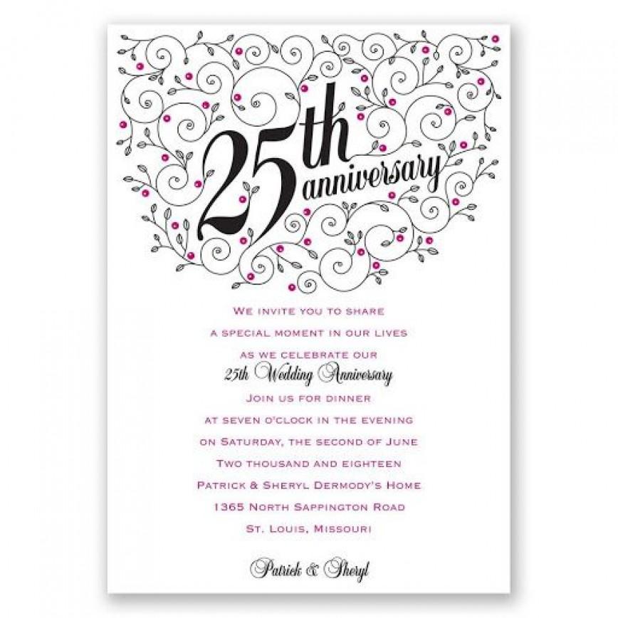 009 Fantastic 50th Anniversary Invitation Wording Sample Highest Clarity  Wedding 60th In Tamil Birthday868