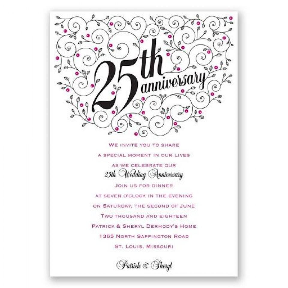 009 Fantastic 50th Anniversary Invitation Wording Sample Highest Clarity  Wedding 60th In Tamil Birthday960