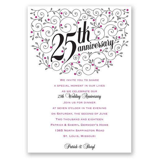 009 Fantastic 50th Anniversary Invitation Wording Sample Highest Clarity  Samples Wedding CardFull