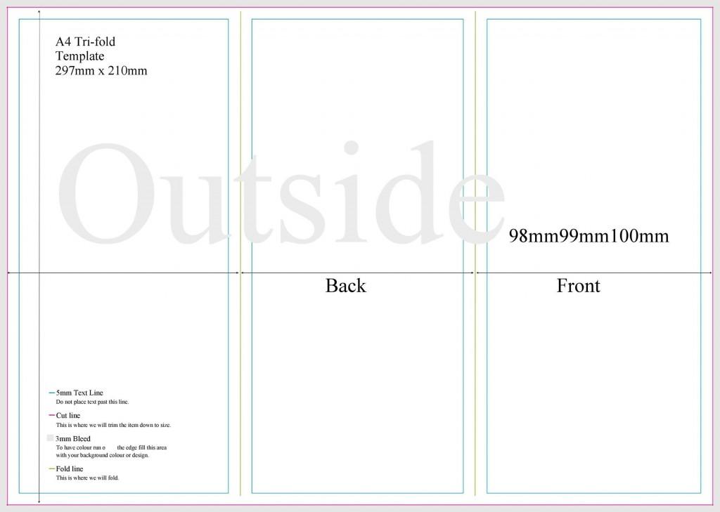 009 Fantastic Brochure Template Google Doc Image  Blank Tri Fold SlideLarge