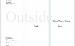 009 Fantastic Brochure Template Google Doc Image  Blank Tri Fold Slide