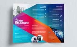 009 Fantastic Download Brochure Template For Word 2007 Sample