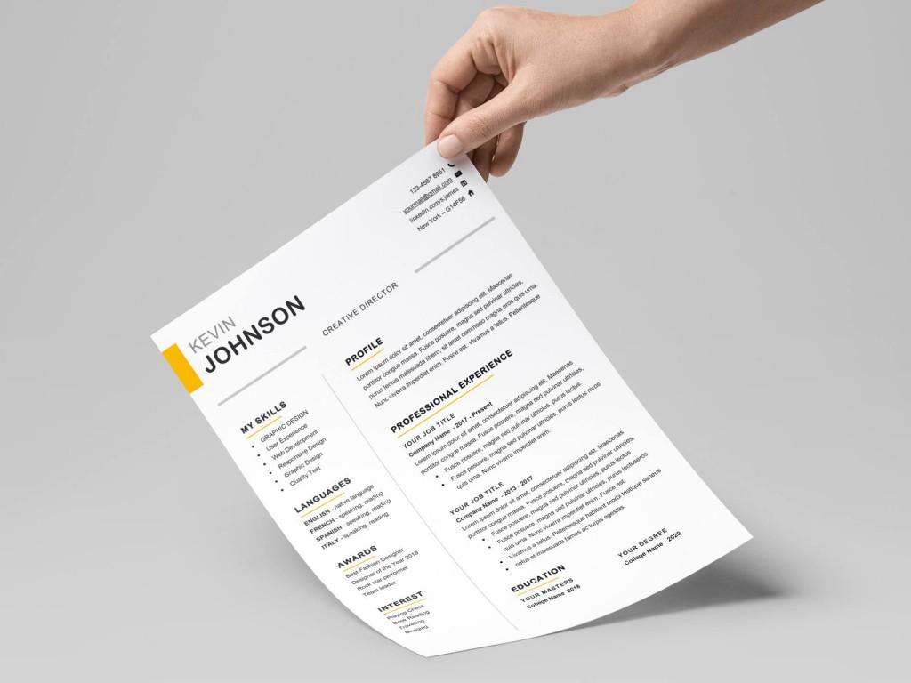 009 Fantastic Download Elegant Resume Template Microsoft Word Idea Large