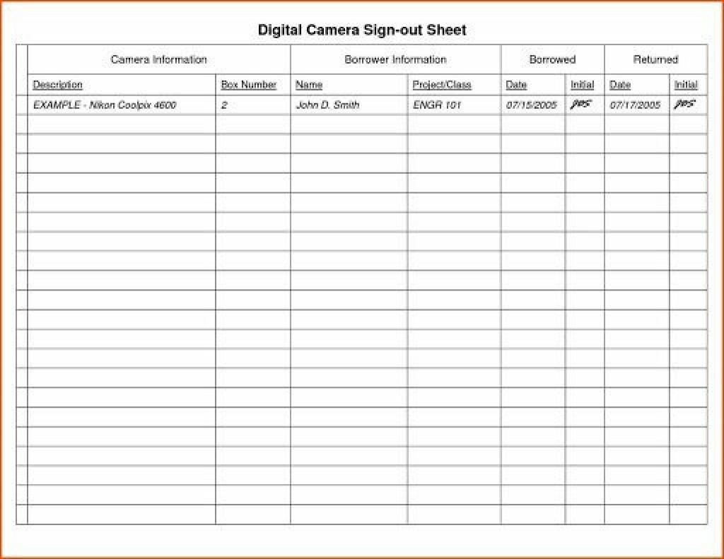 009 Fantastic Equipment Sign Out Sheet Template High Def  Pdf Free PrintableLarge
