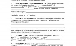 009 Fantastic Free Lease Agreement Template Word Idea  Doc Residential Commercial Uk