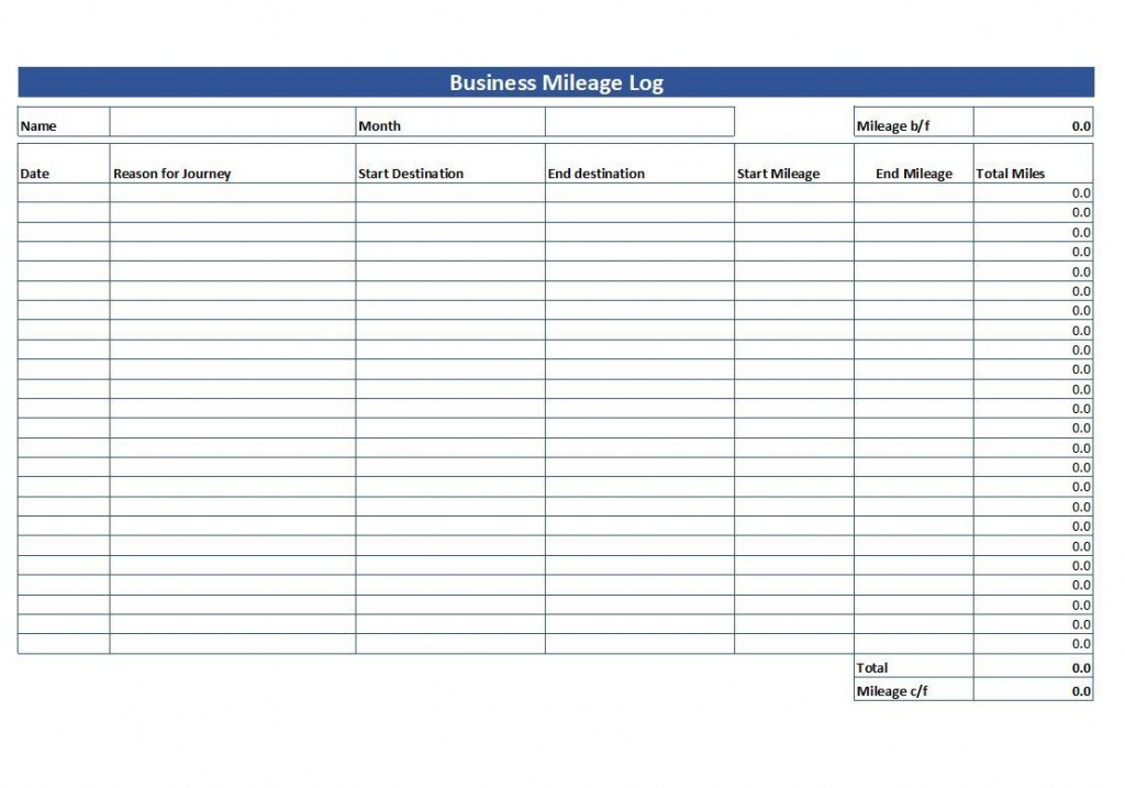 009 Fantastic Mileage Tracking Excel Template Highest Clarity Large