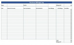 009 Fantastic Mileage Tracking Excel Template Highest Clarity