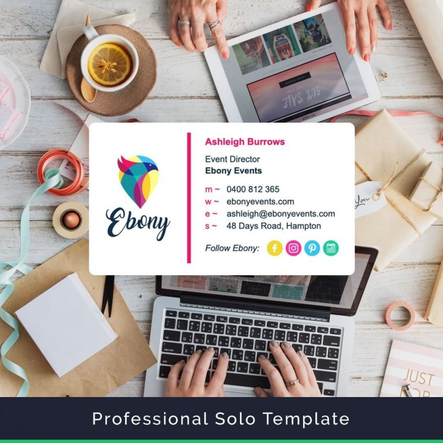 009 Fantastic Outlook Email Signature Template Example Sample  Examples
