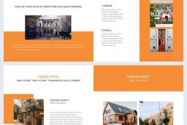 009 Fantastic Real Estate Newsletter Template Picture  Free Mailchimp