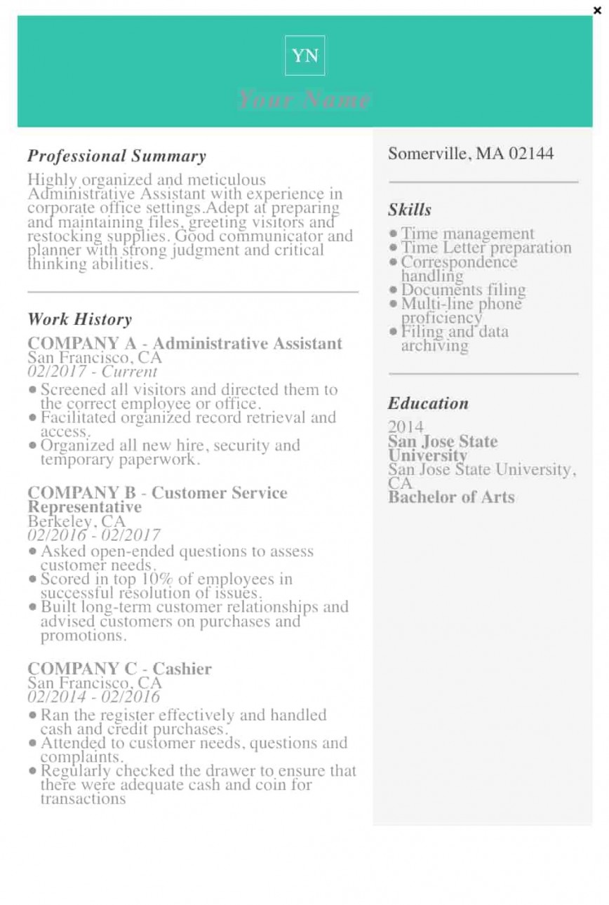 009 Fantastic Resume Template M Word 2019 Concept  Microsoft Free