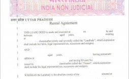 009 Fantastic Room Rent Agreement Format In Hindi Pdf Example