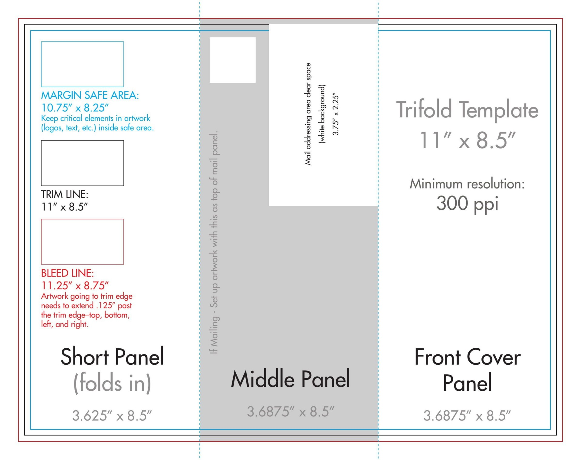 009 Fantastic Template For Trifold Brochure Sample  Tri Fold Indesign A4 Free In Word Download1920
