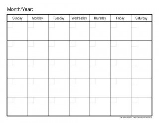 009 Fascinating Blank Calendar Template Word Inspiration  Microsoft 2019 Bi Monthly320