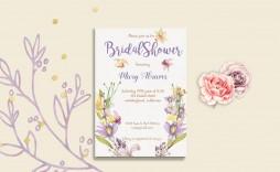 009 Fascinating Bridal Shower Card Template Inspiration  Invitation Free Download Bingo