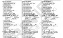 009 Fascinating Free Hvac Preventive Maintenance Agreement Template Sample
