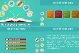 009 Fascinating Powerpoint Template Free Education Idea  Download Presentation Ppt